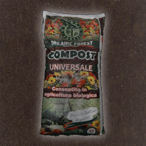 Organic Forest - Sacchi Compost