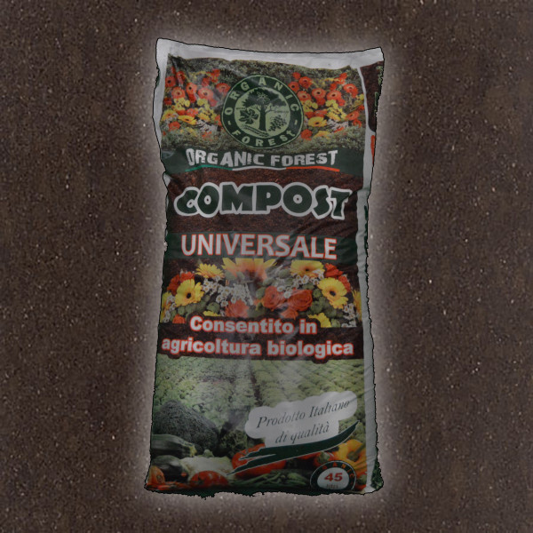 Organic Forest – Sacchi Compost